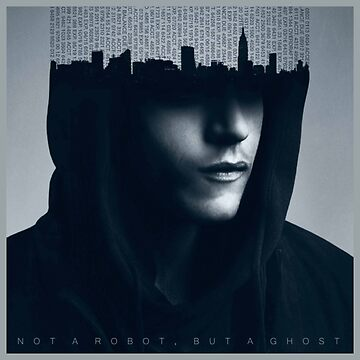 Mr Robot - Rami Malek by mignous