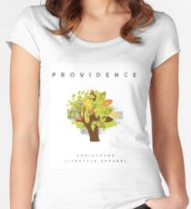 Providence Women's Fitted Scoop T-Shirt