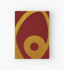 A Series of Unfortunate Events - Spyglass Logo (V.F.D.) Hardcover Journal
