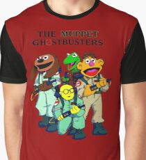 Muppet Ghostbusters Graphic T-Shirt