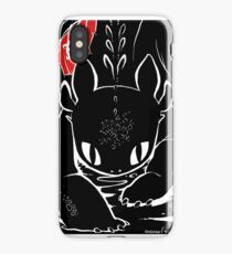 Toothless Creeping iPhone Case