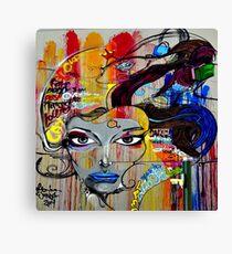 Graffiti-21 Canvas Print