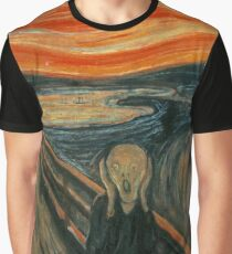 the scream | edvard munch Graphic T-Shirt