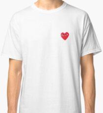 Comme Des Garcons - Play Classic T-Shirt