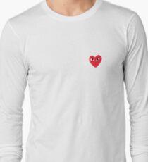 Comme Des Garcons - Play T-Shirt