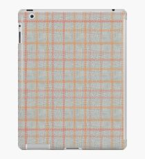 Tattersalish iPad Case/Skin