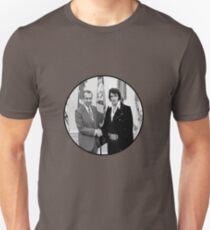 Elvis Meeting Nixon (1970) Unisex T-Shirt