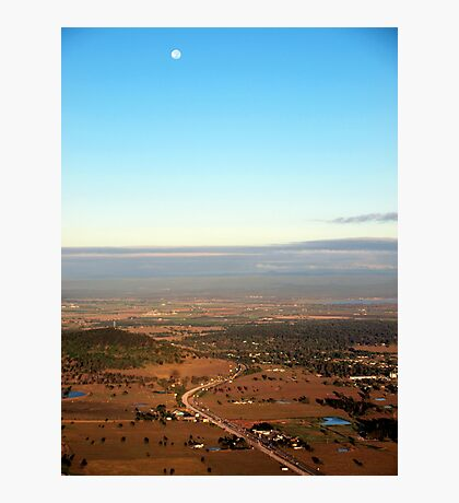 Warrego Highway from Above Photographic Print