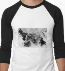 Splattered Men's Baseball ¾ T-Shirt