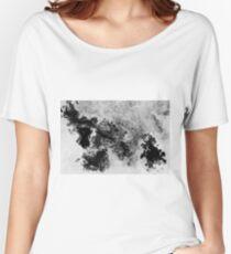 Splattered Women's Relaxed Fit T-Shirt