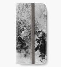 Splattered iPhone Wallet/Case/Skin