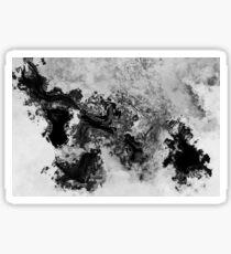Splattered Sticker