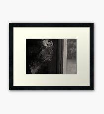 Dirty Face Framed Print