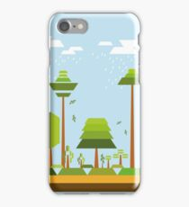 Trees Environment iPhone Case/Skin