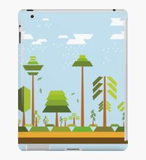 Trees Environment iPad Case/Skin