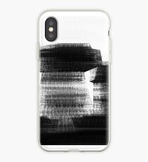 Blurred Buildings iPhone Case