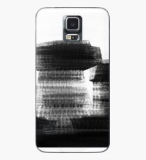 Blurred Buildings Case/Skin for Samsung Galaxy
