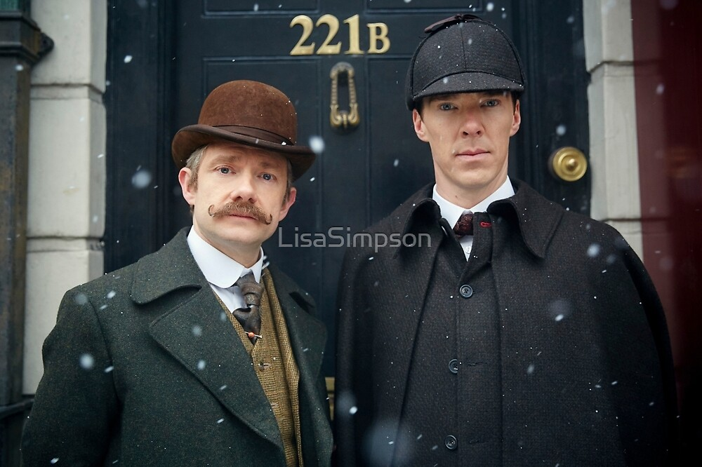 Sherlock by LisaSimpson