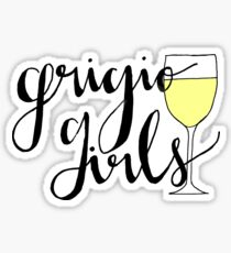 grigio girls Sticker
