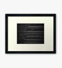 Giant Distortion Framed Print
