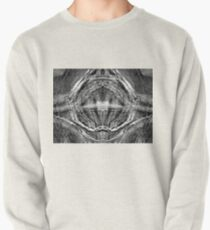 Pixels in Stone Pullover