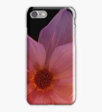 Tree dahlia iPhone Case/Skin