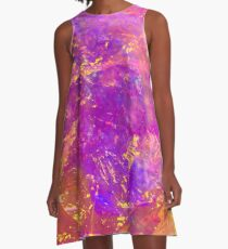 Gemstone Light V12 A-Line Dress
