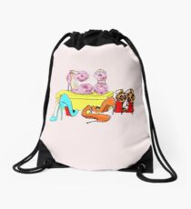 SHOE GAME Drawstring Bag