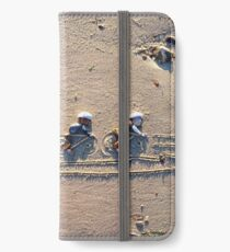 Cycling  iPhone Wallet/Case/Skin