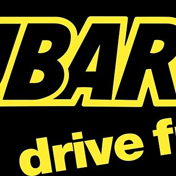 "Subaru Subway Logo ""Drive Fresh"" (amarillo) de Doge21"