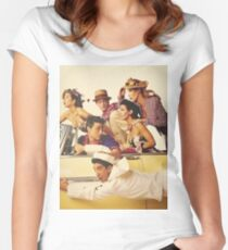 Friends - TV Show Women's Fitted Scoop T-Shirt