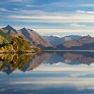 Five Sisters and Loch Duich, from Inverinate . North West Highlands. Scotland. by PhotosEcosse