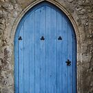 The Blue Door by JEZ22