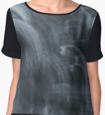 Movement in the City Streets Chiffon Top