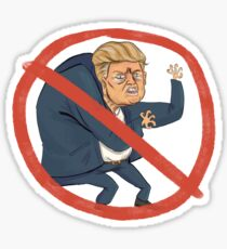 Dump Trump... Sticker