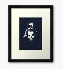 King Under the Mountain - Team Thorin Framed Print