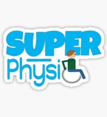 Super PhysiO Sticker