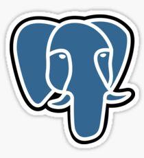 PostgreSQL Sticker
