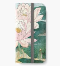 Sacred Lotus iPhone Wallet/Case/Skin