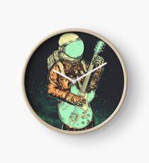 alone in my space Clock