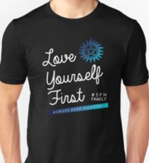 Always Keep Fighting - Love Yourself First Unisex T-Shirt