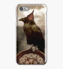 New Year's Raven iPhone Case/Skin