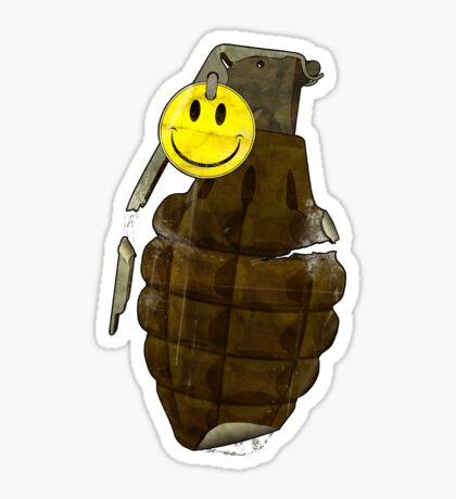 Sticky Bomb Sticker