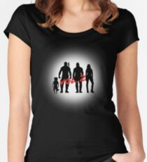 Guardians Volume 2 Women's Fitted Scoop T-Shirt