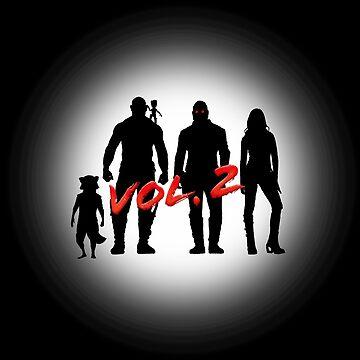 Guardians Volume 2 by PETRIPRINTS