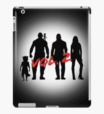Guardians Volume 2 iPad Case/Skin