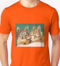 Mr. and Mrs. Wolf T-Shirt