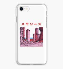 Katsuhiro Otomo - Memories iPhone Case/Skin
