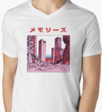 Katsuhiro Otomo - Memories Men's V-Neck T-Shirt