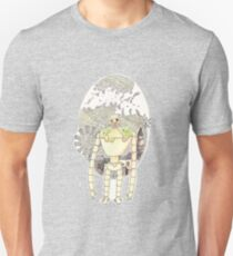 Laputa Castle in the Sky - Robot T-Shirt
